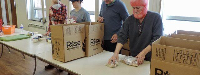 Rise Against Hunger 2020